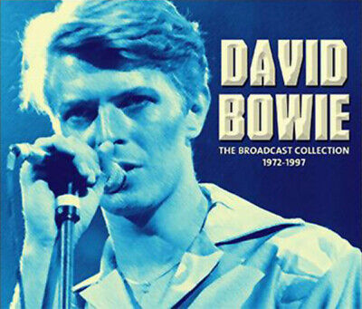 """DAVID BOWIE : """"The Broadcast Collection 1972-1997"""" (RARE 4 CD)"""