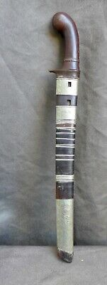 Antique and nice quality Golok sword,  Sumatra-West Java, Indonesia