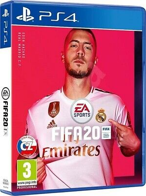 FIFA 20 for Sony PlayStation 4 EA Sports FIFA 2020 PS4