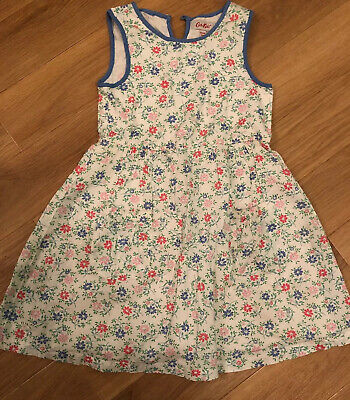 Cath Kidston Girls Dress - Age 4-5 - Floral - Cath Kids