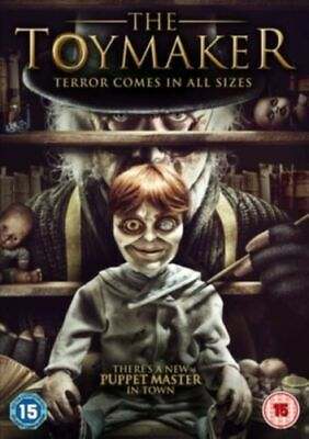 The Toymaker DVD (2017) Lee Bane Horror Movie Film Scary Gift Idea NEW