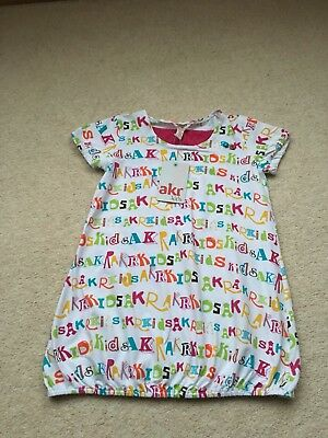 Designer AKR Kids Girls/Tunic Top Size : 10 Years, Brand New With Tags