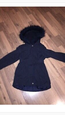 Beautiful Girls Coat By Blue Zoo, Size: 5-6 Yrs