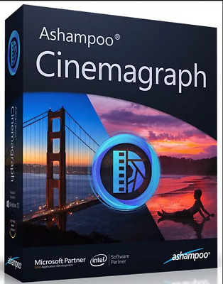 Ashampoo Cinemagraph Digital Version / Fast Delivery ⚡⚡⚡
