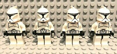 Lego® Star Wars™ Figuren - 4x Clone Trooper Episode 2 sw442 aus 75000!