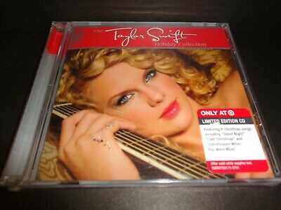 Taylor Swift THE TAYLOR SWIFT HOLIDAY COLLECTION Only At Target 2009 BIG MACHINE