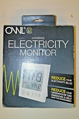 Owl Wireless Electricity Monitor ##Belsh