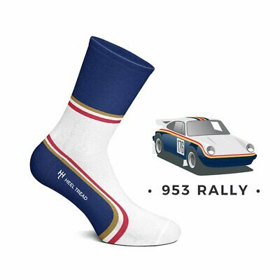 Heel Tread Socken – 953 Rally