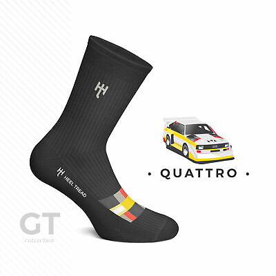 Heel Tread Socken – Quattro – Grand Touring