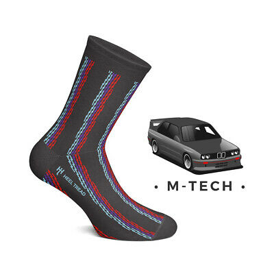 Heel Tread Socken – M-Tech