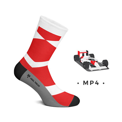 Heel Tread Socken – MP4