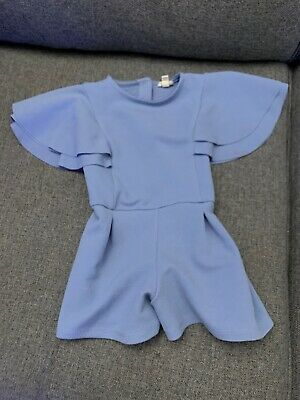 Girls 2-3 Years River Island Smart Playsuit Occasion Wear