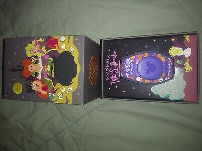 DISNEY MAGIC BAND HOCUS POCUS Not So Scary Halloween 2019 LE 2000 NEW Unlinked