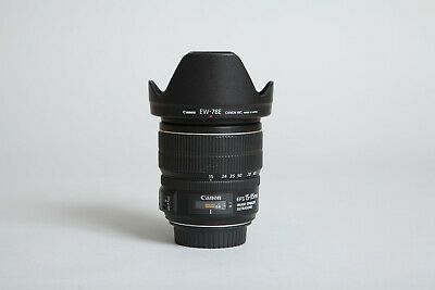 Canon EF-S 15-85mm IS USM Zoom Lens in Very Good Condition