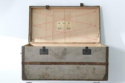 Very Rare Louis Vuitton Trunk Dated 1880 and Numbered 1676