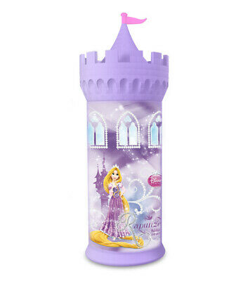 Disney Rapunzel Castle 11.8oz / 350ml Bubble Bath - NEW