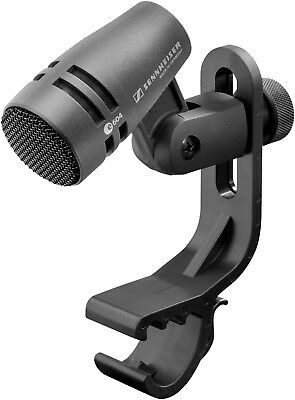 Sennheiser E604 Microphone w/ Carrying Pouch E 604 Drum Mic w/Clip SPECIAL PRICE