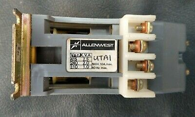 ALLENWEST / Simplex UTA 1 Timing Relay 240V (NEW)