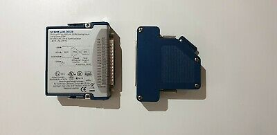 National Instruments NI 9205 with DSUB 32-Ch 16-Bit Analog Input Module (UK)
