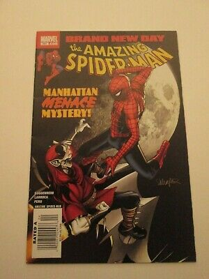 Amazing Spider-Man 551 Newsstand VF/NM- Rare Marvel Comic