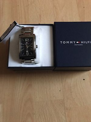 Tommy Hilfiger Men's Silver Watch