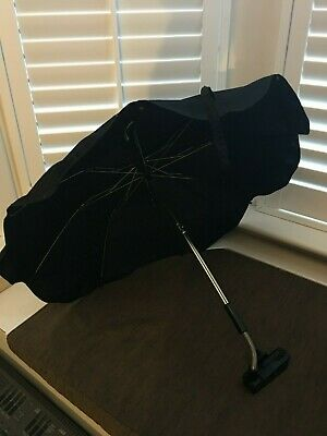 Mothercare Universal Child Baby Pushchair Parasol Umblella Black