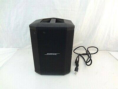 Bose 426564 S1 Pro Multi-Position PA System 3-Channel Mixer Bluetooth Speaker