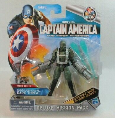 "Marvel Universe CAPTAIN AMERICA 3.75/"" Action Figure Comic 2013 Boy Toy Collect"
