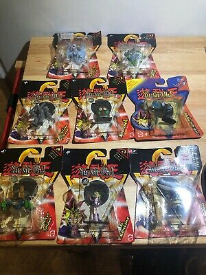Vintage Yu-Gi-Oh! Toys Still In The Package Collectable