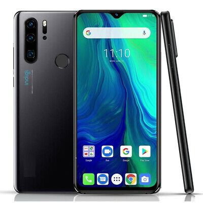 Unlocked GSM 4G LTE Smartphone 6.3in Full Face Screen Android 9 AT&T T-Mobile