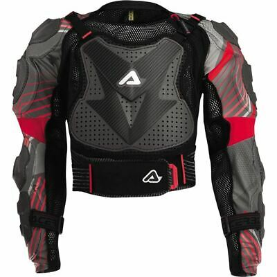 Acerbis Scudo 2.0 Protection Jacket - Grey, All Sizes