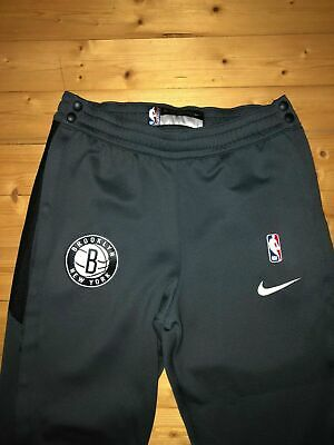 Nike NBA Brooklyn Nets Warm Up Tear Away Pants Kyrie Irving Kevin Durant 3xl T