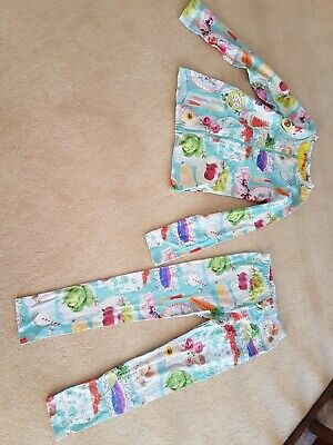 Oilily Picnic Leggings And Top Set Age 12