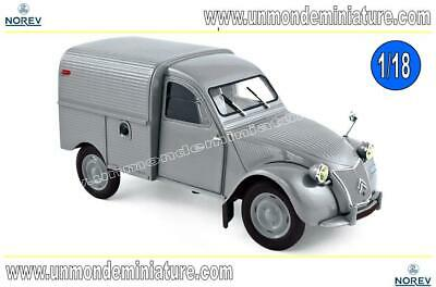 Citroën 2CV Fourgonnette 1957 Grey NOREV - NO 181490 - Echelle 1/18 NEWS
