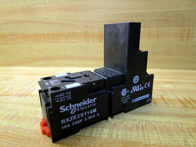 Schneider Electric RXZE2S114M Relay Socket