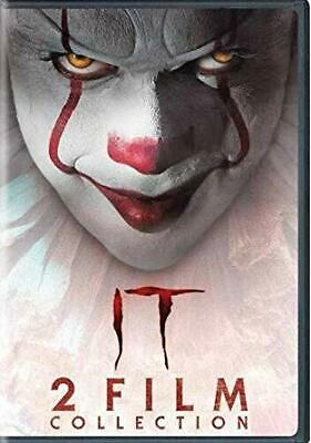 IT: Chapter One And Two  DVD 2019 BRAND NEW FAST SHIPPING