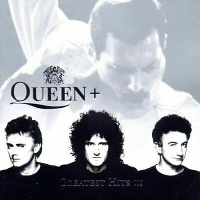 Queen Greatest Hits 3. 1 Disc 17 tracks. Used. GC.