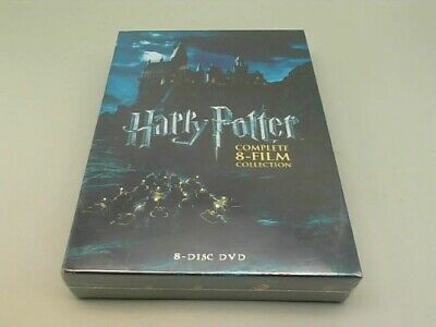 Harry Potter The Complete 8-Film Collection - SEALED