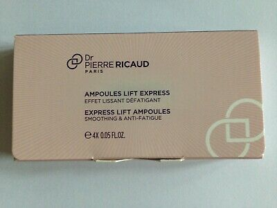 ampoules lift express x 4  Pierre Ricaud