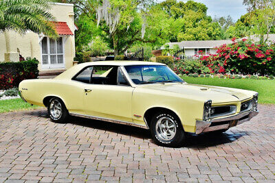 1966 Pontiac GTO real GTO No Reserve Amazing 1966 Pontiac GTO Coupe Bucket Seats, Console simply Amazing