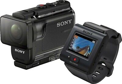 NEW Sony Action Cam HDR-AS50R Wi-Fi HD Video Camera Camcorder & Live View Remote