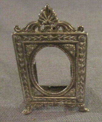 925 Silver (Sterling) Miniature Frame Antique