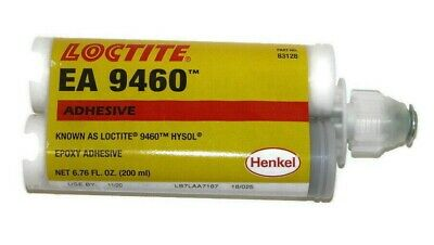 LOCTITE EA 9460 2 Part Epoxy Adhesive 200ML / 6.76 OZ. # 83128