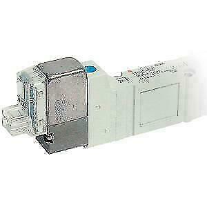 SMC SY3545-5FU-Q 5 Port Solenoid Valve Plug-In Stacking Base