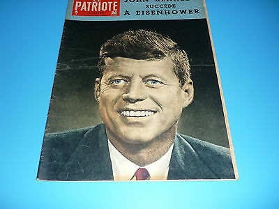 John Kennedy - Illustre De 1960 -
