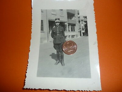 Gendarmerie Belg - Tres Belle Ancienne  Photo Originale -