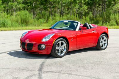 2008 Pontiac Solstice GXP 2008 Pontiac Solstice, Red with 15,888 Miles available now!