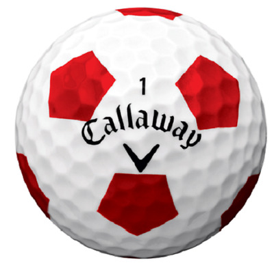 Callaway Chrome Soft Truvis Near Mint 24 Pack Used Golf Balls AAAA Free Shipping