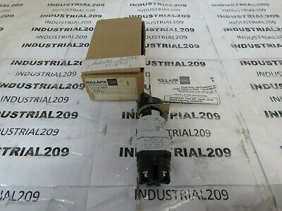 Killark Selector Switch 8003/7Na-016 New In Box