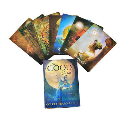 English Version Good Tarot deck Divination fate game for women Card Games WP
